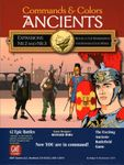 Board Game: Commands & Colors: Ancients Expansions #2 and #3 – Rome vs the Barbarians; The Roman Civil Wars