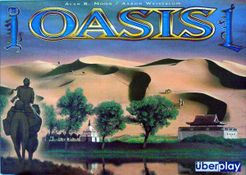 Oasis Cover Artwork