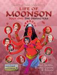 RPG Item: Reaching Moon Megacorp's Life of Moonson, Book One: The Characters