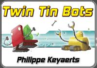 Board Game: Twin Tin Bots