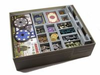 Board Game Accessory: Scythe: Folded Space Insert