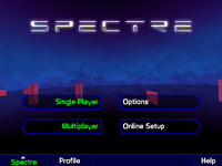Video Game: Spectre VR