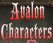 Series: Avalon Characters
