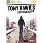 Video Game: Tony Hawk's Proving Ground