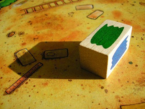 Board Game: Villa Paletti