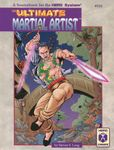 RPG Item: The Ultimate Martial Artist 4th Edition