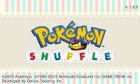 Video Game: Pokémon Shuffle