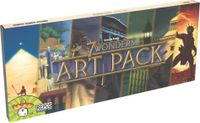Board Game Accessory: 7 Wonders: Art Pack