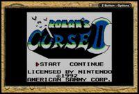 Video Game: Rolan's Curse 2