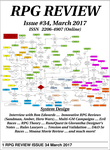 Issue: RPG Review (Issue 34 - Mar 2017)