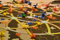 Board Game: Jet Set