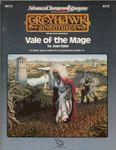 RPG Item: WG12: Vale of the Mage
