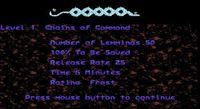 Video Game: Xmas Lemmings