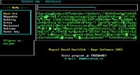 Video Game: Nostalgia [DOS]