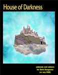 RPG Item: House of Darkness
