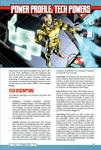 RPG Item: Power Profile #05: Tech Powers