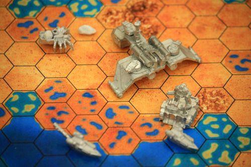 Board Game: TF22