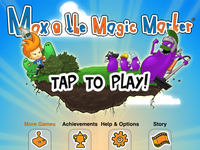 Video Game: Max & the Magic Marker