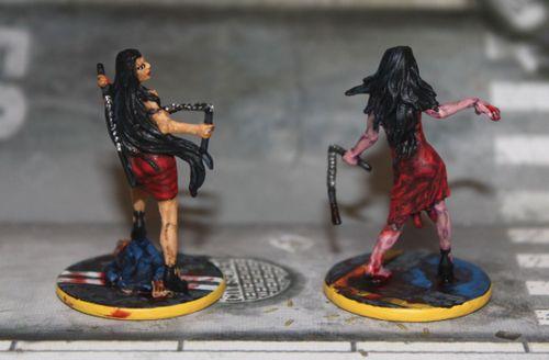 Board Game: Zombicide Special Guest Box: Lucio Parrillo