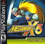 Video Game: Mega Man X5