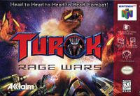 Video Game: Turok: Rage Wars
