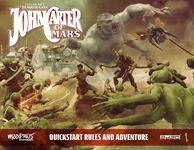 RPG Item: John Carter of Mars Quickstart Rules and Adventure