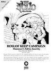 RPG Item: Mini-Module ROS4.5: Hammer's Fall in Anarchy