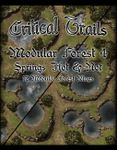 RPG Item: Critical Trails: Modular Forest 4 - Springs Hot & Not