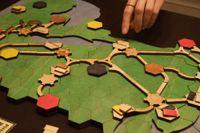 Board Game: Railroads