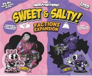 Board Game: GKR: Heavy Hitters – Sweet & Salty Factions Expansion