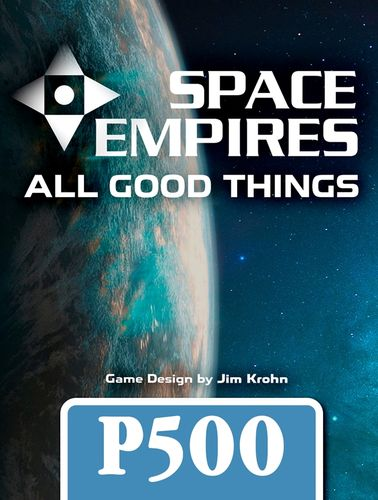 Board Game: Space Empires: All Good Things