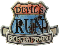 RPG: Devil's Run Roleplaying Game