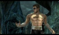 Character: Johnny Cage