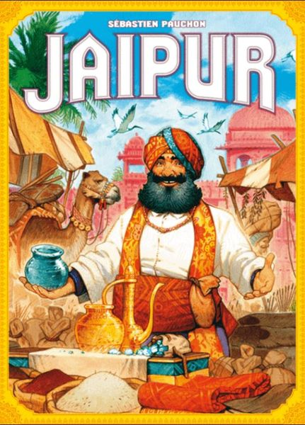 Jaipur - Second Edition Front Cover