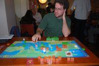 Playing @ Lisbon Weekly Meeting