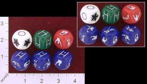 Board Game: Passe et Drop