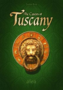 The Castles of Tuscany Cover Artwork