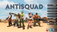 Video Game: Antisquad