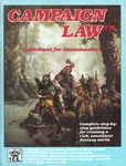 RPG Item: Campaign Law (1st Edition)