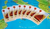 Command cards (all varieties)