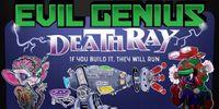 Board Game: Evil Genius: Deathray
