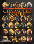 RPG Item: Advanced Races Compendium: Character Codex