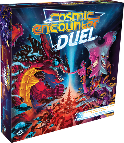Board Game: Cosmic Encounter Duel