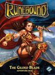 Board Game: Runebound (Third Edition): The Gilded Blade – Adventure Pack