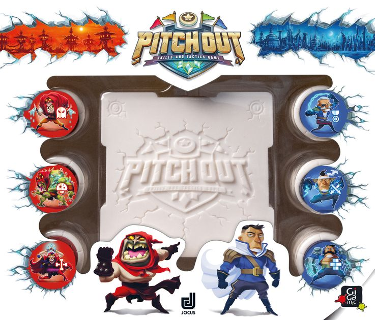 Pitch Out | Board Game | BoardGameGeek