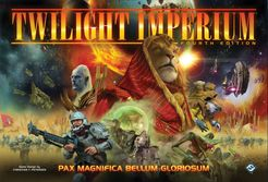 Twilight Imperium: Fourth Edition Cover Artwork