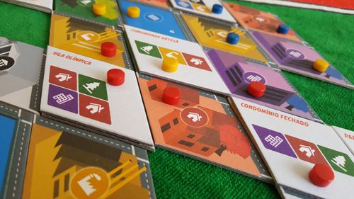 Board Game: Papertown