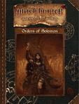 RPG Item: Orders of Solomon