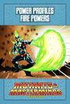 RPG Item: Power Profile #01: Fire Powers