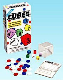 Board Game: Cubes